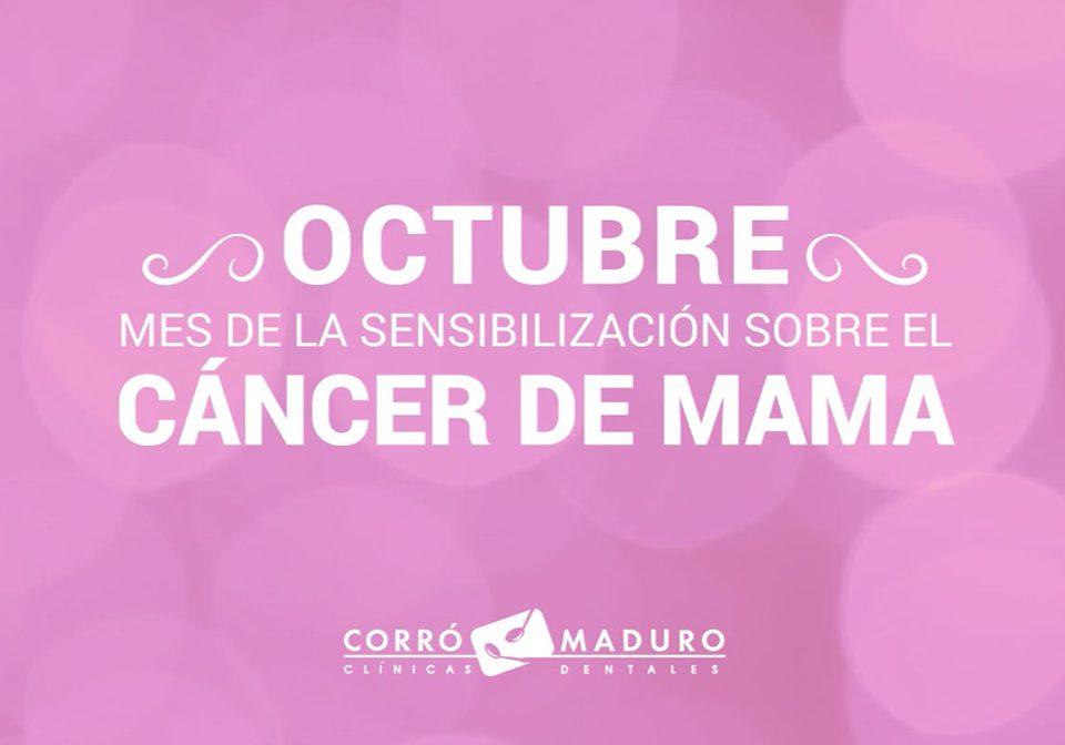 Octubre Mes de la Lucha Contra el Cáncer de Mamá y Próstata