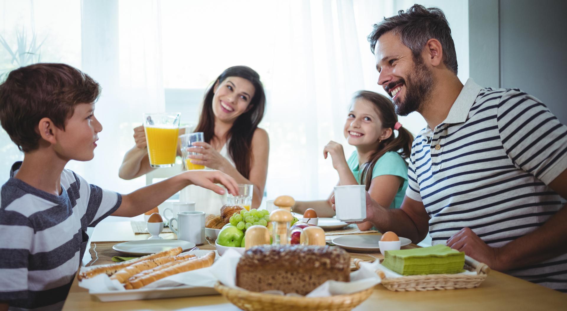 Plan familiar nutricion